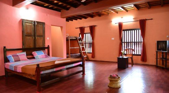 Homestays in Wayanad Luxury Rooms